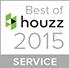 Houzz 2015 Best in Service