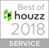 Houzz 2018 Best in Service