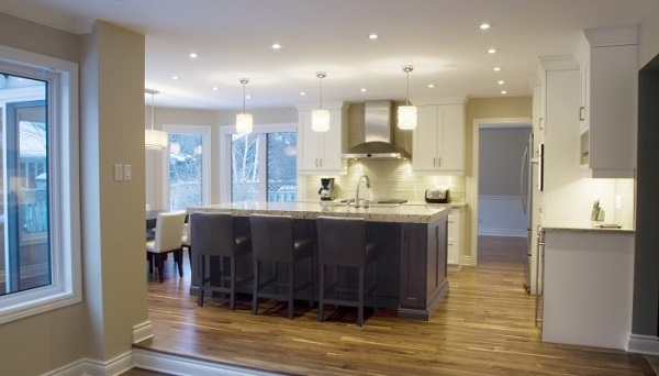Is It Possible to Have Hardwood Floors in a Kitchen ...
